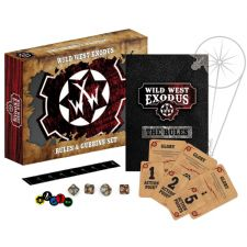 Wild West Exodus Rules & Gubbins Set